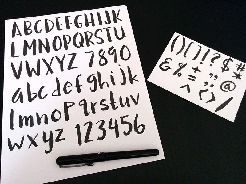 twenty-minutes-free-brush-handwritten-font