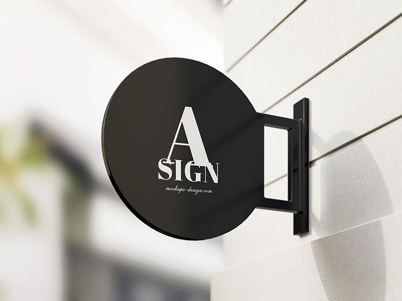 01-circular-wall-hanged-best-free-signage-mockups
