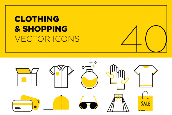 40-modern-flat-clothing-shopping-vector-icons-feat-img